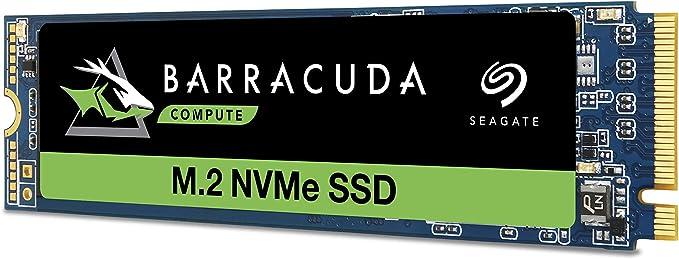 Seagate Barracuda 510 - Disco Duro SSD (256 GB, M.2, PCIe, NVMe ...