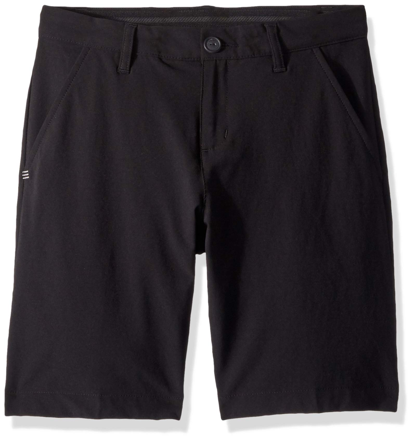 adidas Golf Solid Golf Short, Black, Small by adidas