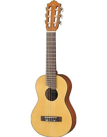Yamaha GL1 Guitalele – Mini guitarra de madera con las dimensiones de un Ukelele, escala