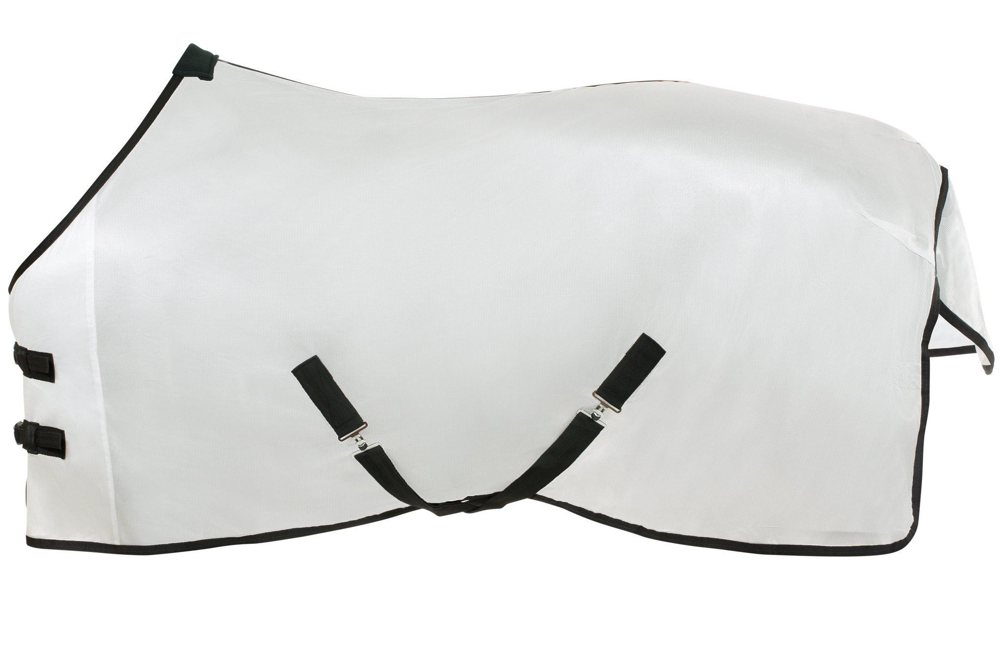 HORZE Durafit Fly Sheet White (78)