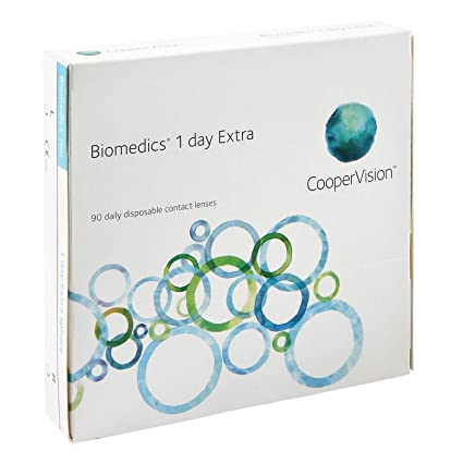 e8055d28ff728 Biomedics 1 Day - Lentes de contacto esféricas diarias (R 8.6   D 14.2