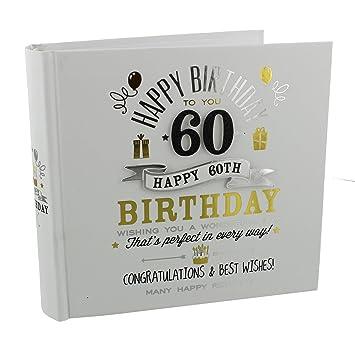 Gästebuch 60 Geburtstag Webwinkelvanmeurs