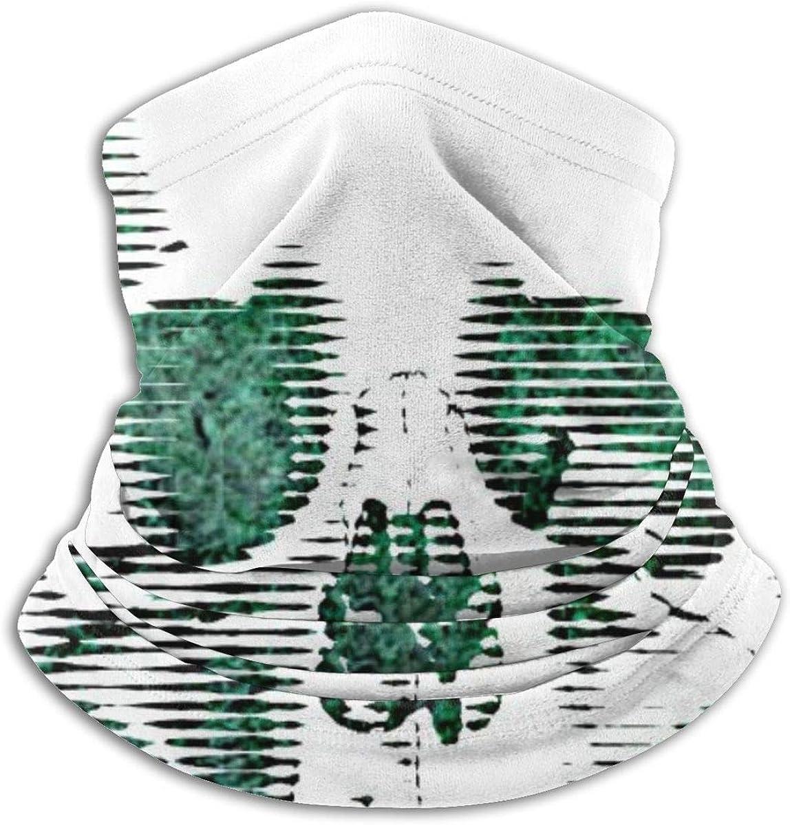 Graffiti Unisex Outdoor Windproof Dust-Proof Neck Warmer Sports Face Mask Bandana Balaclava