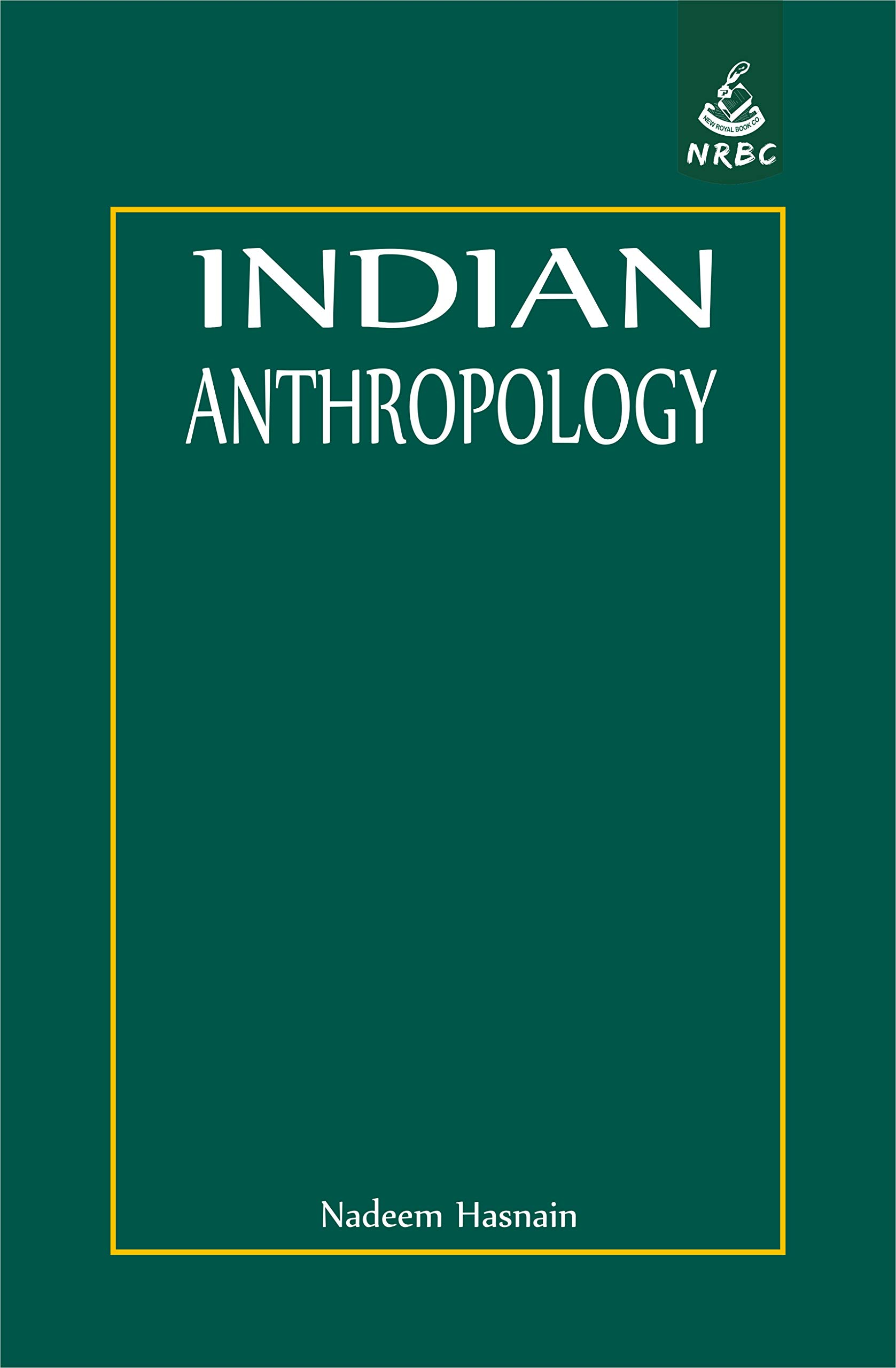 Indian anthropology nadeem hasnain pdf
