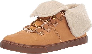 Dausette Fleece Fold Down Boot Fashion