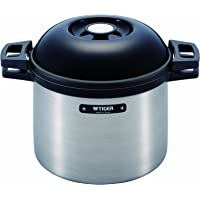Tiger Thermal Magic Cooker, Stainless, XS, 4.5 L