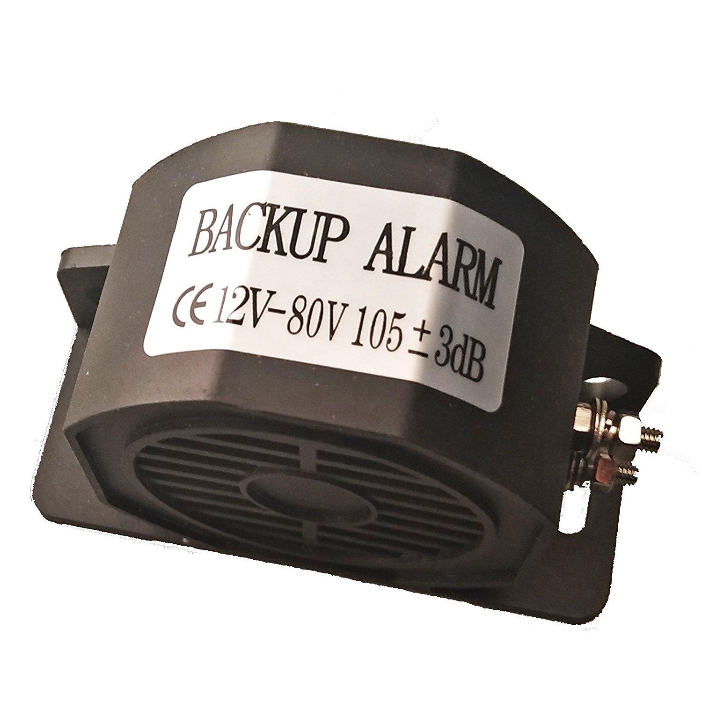 Mover Parts Backup Alarm 6651512 for Bobcat Skid Steer 630 631 632 641 642 643 645 653 730 731 732 741 742 743 751 753 763 773 7753 843 853 863 864 873 883 943 953 963