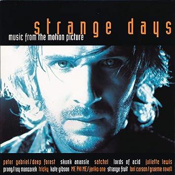 Strange Days Soundtrack