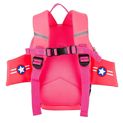 ... JiePai Toddler Kids Backpack with Safety Harness Leash 02cd802175a92