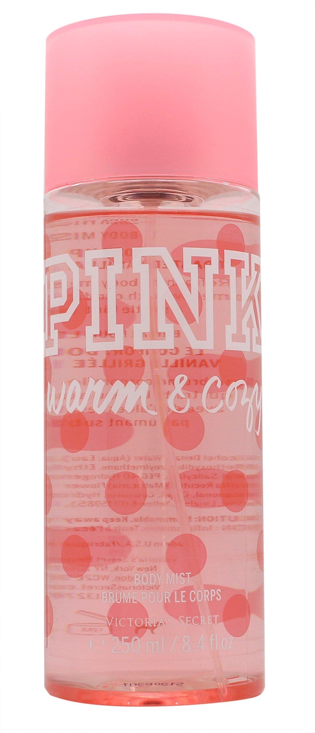 Victoria's Secret Pink With a Splash Warm & Cozy Body Mist 8.4 fl oz