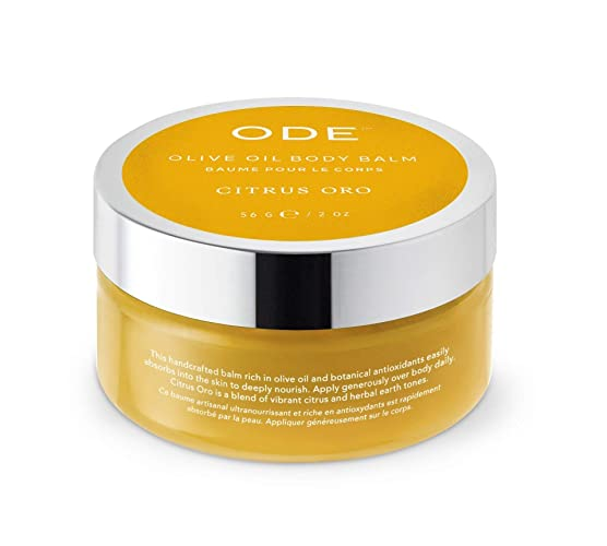 Amazon.com: ODE natural beauty - Citrus Oro Olive Oil Body ...