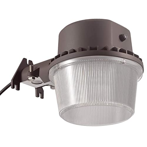 TORCHSTAR Dusk To Dawn LED Outdoor Barn Light (Photocell Included), 35W