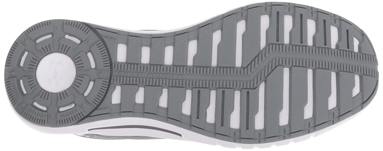 Steel 101 8 //Graphite Under Armour Womens Micro G Pursuit  Running Shoe