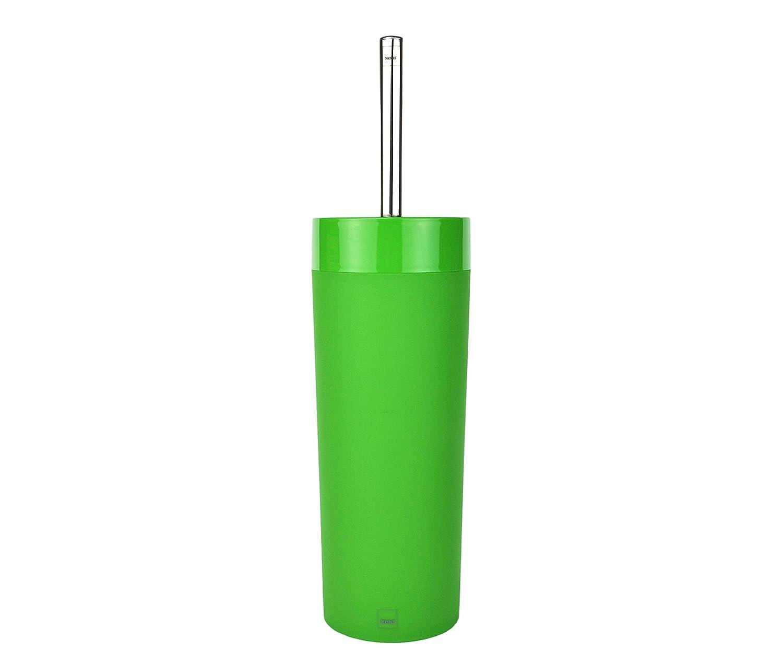MamboCat Kela APPLE 4-tlg. Badezimmer-Set, apfel-grün, WC-Garnitur + ...