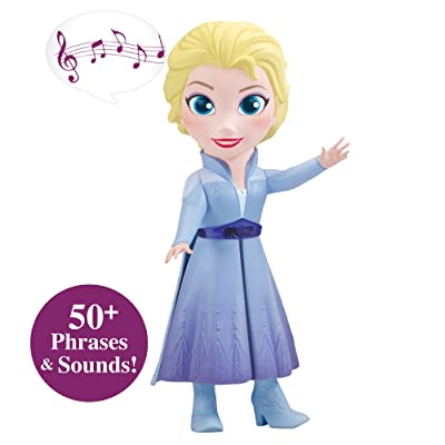 Disney Frozen 2 Elsa Interactive Figure: Toys & Games