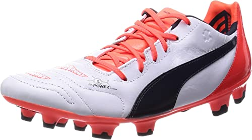 PUMA Evopower 1.2 FG, Chaussures de Football Homme: Amazon