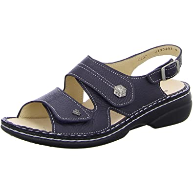 Comfort2560 277210Milos Sandale 43Blau Finn DamenGröße N80OwXnPk