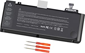 A1322 A1278 Battery for MacBook Pro Battery 13 inch Mid 2012 2010 2009 Early & Late 2011, 661-5557 661-5229 MacBook pro A1278 A1322 Battery [12 Months Warranty]