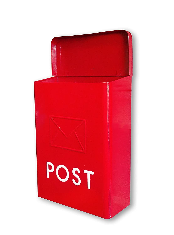 Red NACH UH-1002RD Serena Mailbox