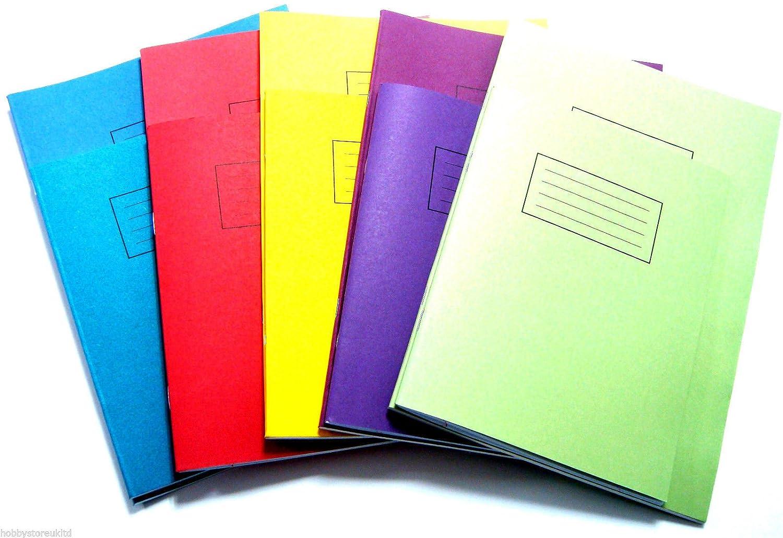 School Exercise Books Kids Handwriting Books Childrens Ruled