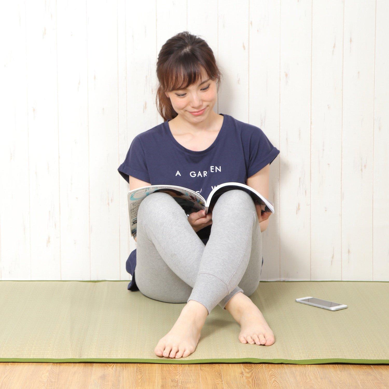 Made in Japan FutonTokyo Japanese Traditional Igusa Tatami Mattress Twin Size