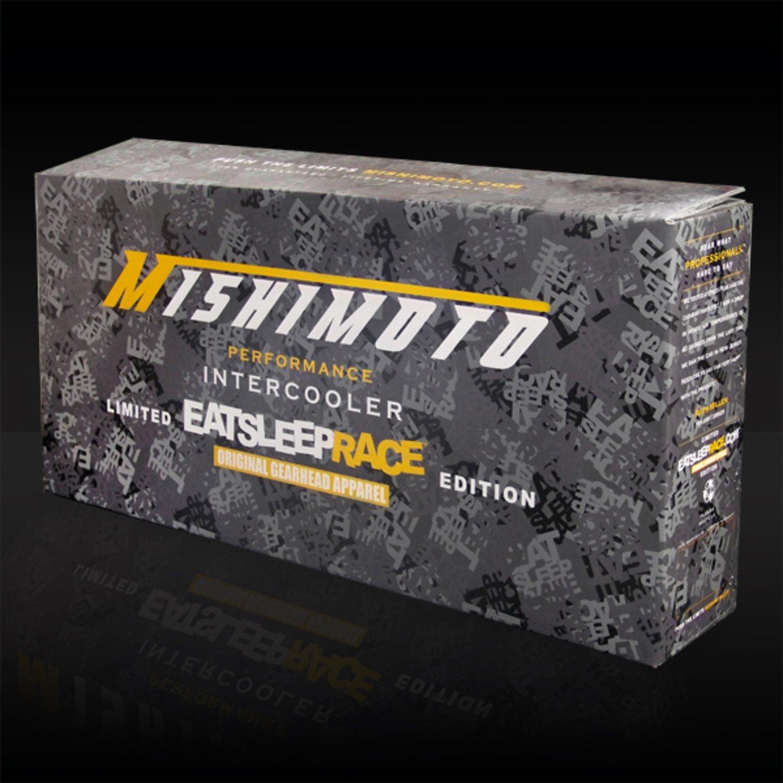 Mishimoto MMINT-UMG Universal Intercooler M-Line Eat Sleep Race Edition All Gold