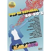 Karaoke Pop Español 80-90's [DVD]