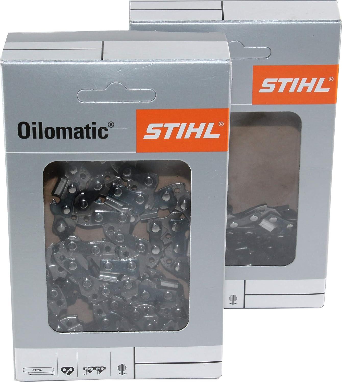 2 STIHL Sägeketten 1//4-56E-1,1 Picco Micro 3 PM3 25cm für Stihl MS150 MSA 160