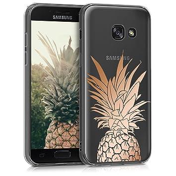 kwmobile Funda para Samsung Galaxy A3 (2017): Amazon.es: Electrónica