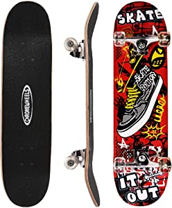 "ChromeWheels 31"" Skateboard"