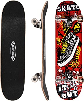 ChromeWheels Cruiser Skateboards