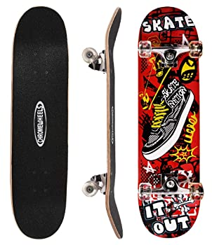 ChromeWheels 31 inch Cruiser Skateboard