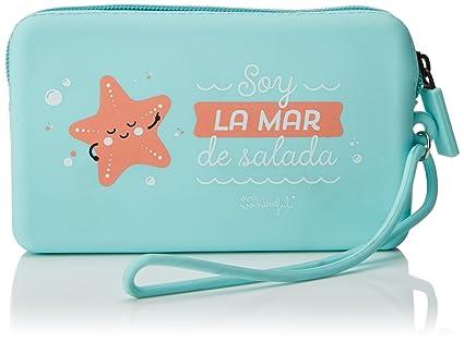 Mr. Wonderful Soy La Mar De Salada Monederos, 19 cm, litros ...