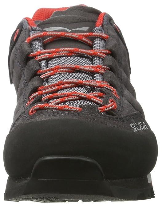 Salewa Ms MTN Trainer, Chaussures de Sport Homme, Multicolore (Magnet/Papavero), 42.5 EU