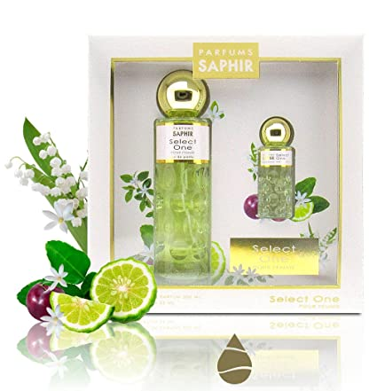 ESTUCHE SELECT ONE DE SAPHIR 200 ML + EDP 25 ML