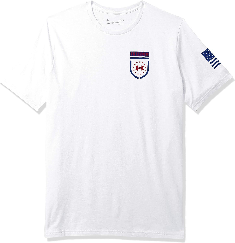 Under Armour Men's Freedom Sentinel Short Sleeve T-shirt