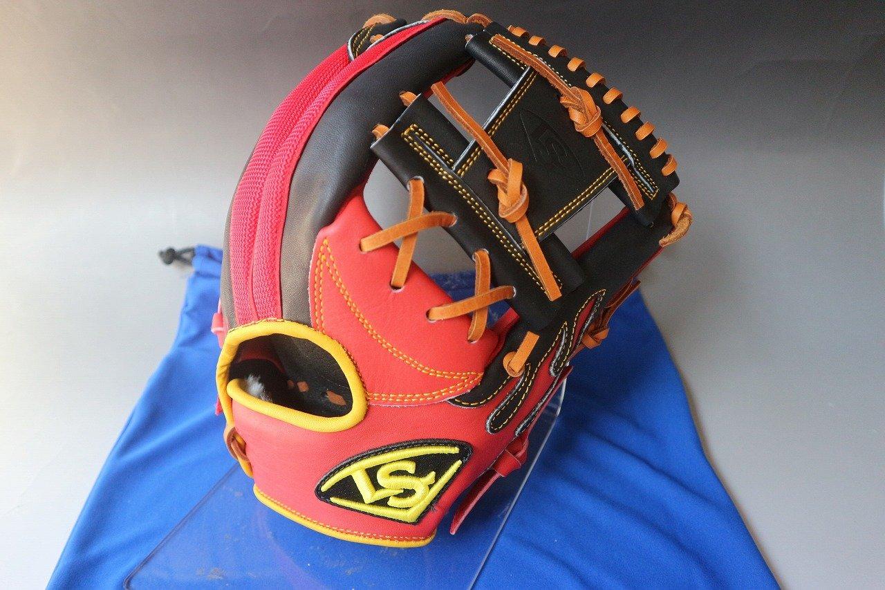New TPX ルイスビル スラッガー Louisville Slugger 硬式内野用グローブ 硬式野球 グラブ 限定カラー 海外 598 B07BXK3BH2