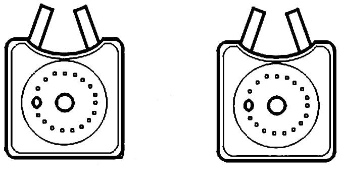 BEHR HELLA SERVICE 8MO 376 778-031 Radiador de aceite, aceite motor: Amazon.es: Coche y moto