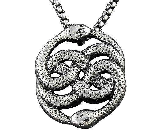 Never ending neverending story amulet auryn pendant necklace chain never ending neverending story amulet auryn pendant necklace chain mozeypictures Choice Image