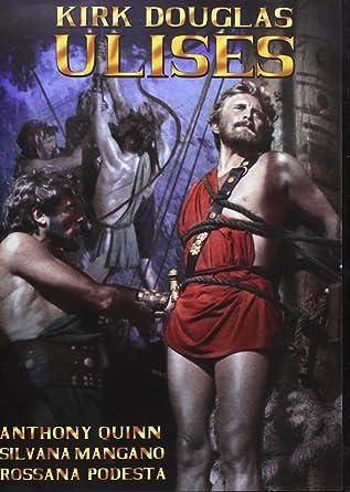 ulysses kirk douglas dvd