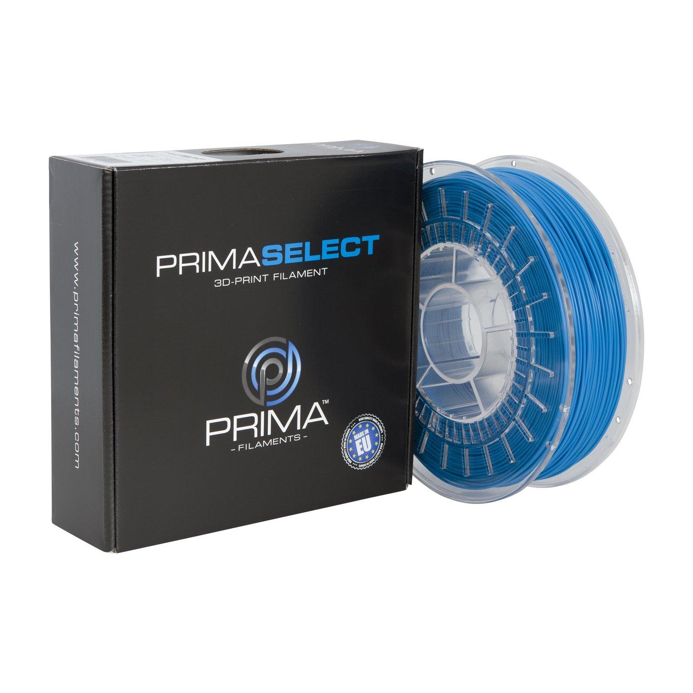 PrimaCreator PrimaSelect 3D Drucker Filament - PLA  - 1,75 mm - 750 g  - Silber B01KRPHCF8 Filament-3D-Druckmaterialien