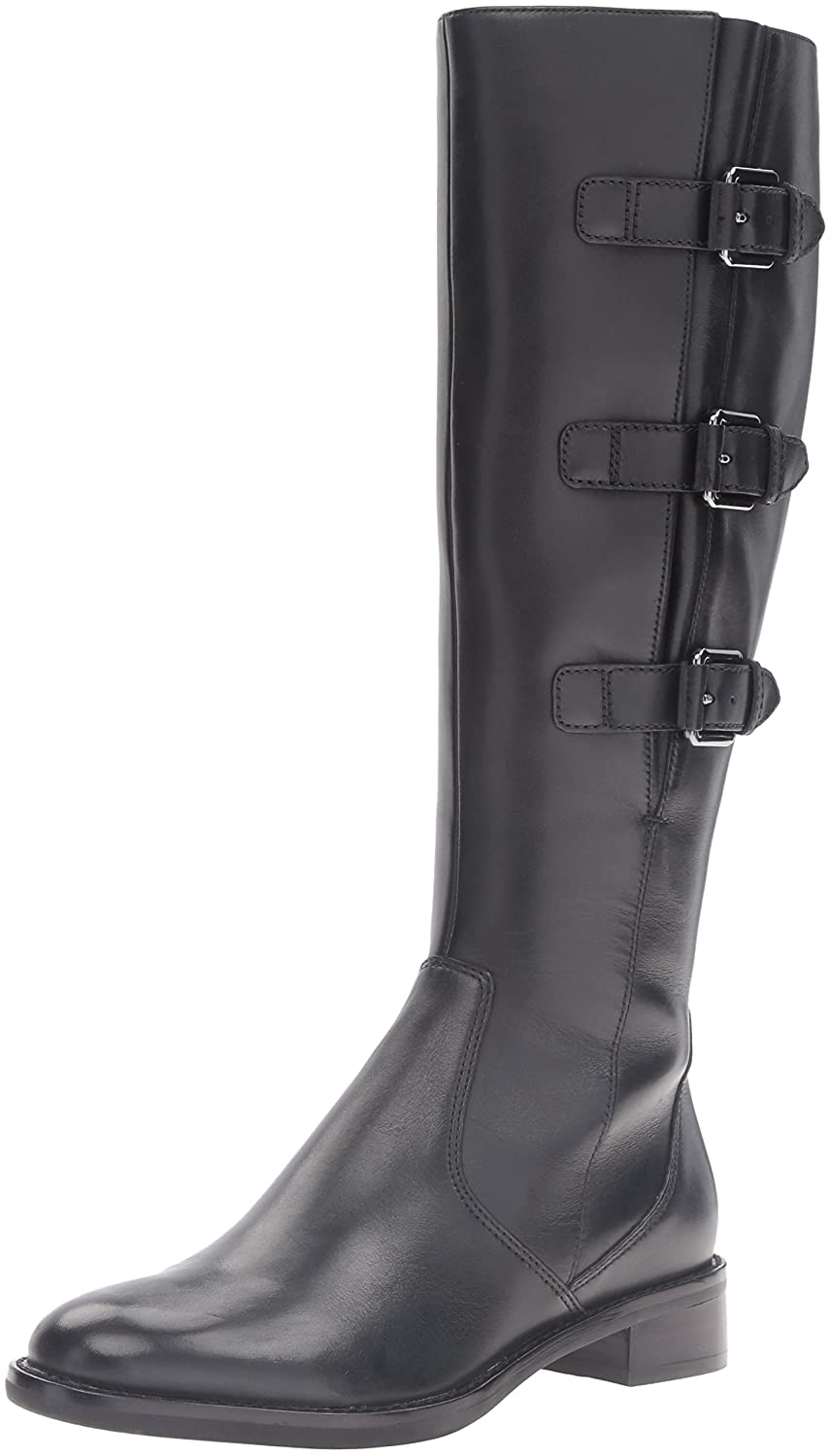 ECCO Women's Hobart Riding Boot B01A9JHFKO 35 EU/4-4.5 M US|Black