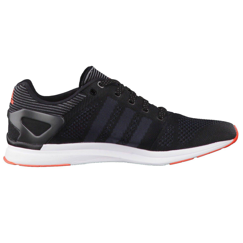 low priced fc419 084c0 adidas Adizero Feather Prime Black B44574, Men, Black, 25.5 cm   Amazon.co.uk  Sports   Outdoors
