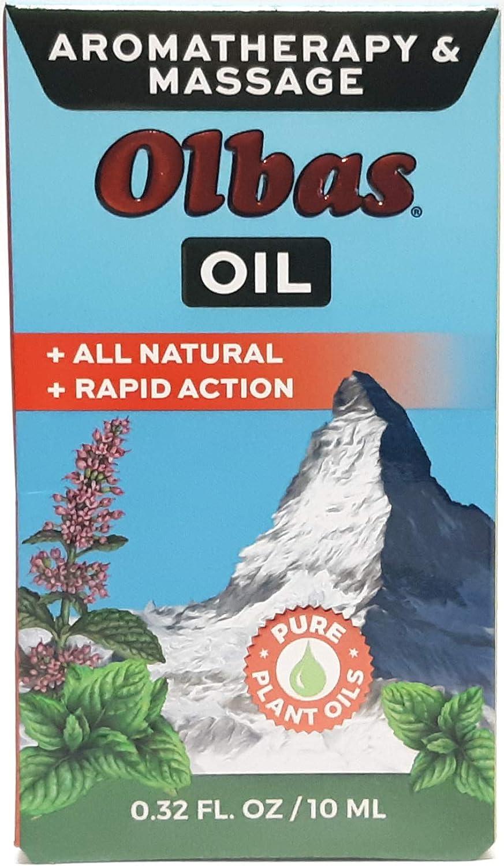 Massage-Öl für Aromatherapien, Inhalationen & Aromamassagen