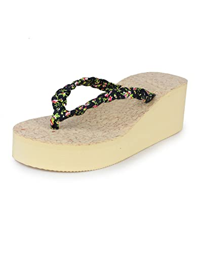 24797802cf Do Bhai Women's Rubber Wedges: Buy Online at Low Prices in India ...
