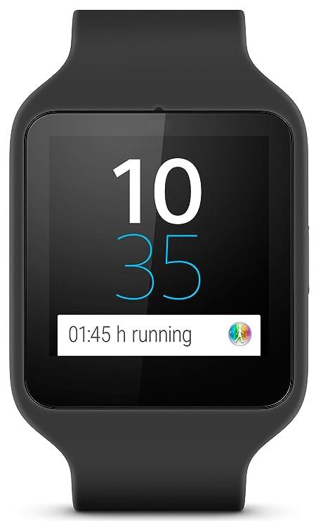 Amazon.com: Sony Mobile Sony SW3 SmartWatch 3 SWR50 Powered ...