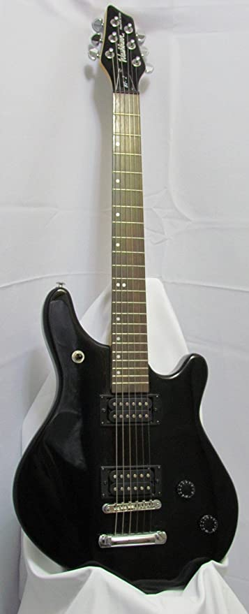 Washburn Maverick BT-2 negro guitarra eléctrica