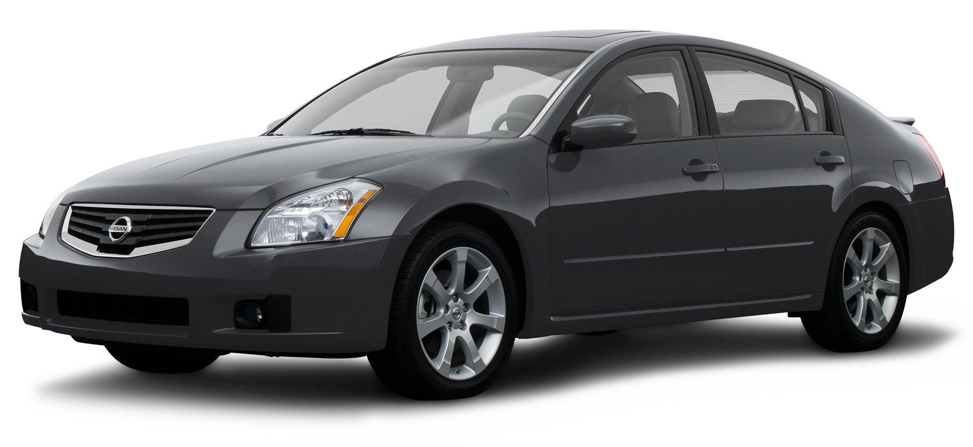 2008 Nissan Maxima 3.5 SE, 4 Door Sedan CVT ...