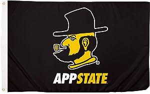Desert Cactus Appalachian App State University ASU Mountaineers NCAA 100% Polyester Indoor Outdoor Flag (Yosef)