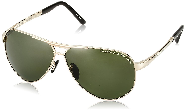 97210806c891 Amazon.com  Porsche Design P8649 B Designer Men s Sunglasses